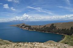 Bolivia, Titicaca Lake, The Island of the Sun, Kona Bay