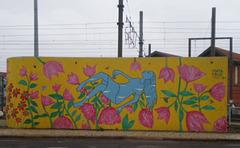 Mural by Tinta Crua.