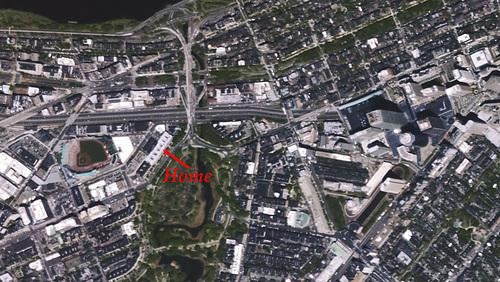 Fenway Boston