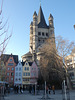 Cologne- Great Saint Martin Church