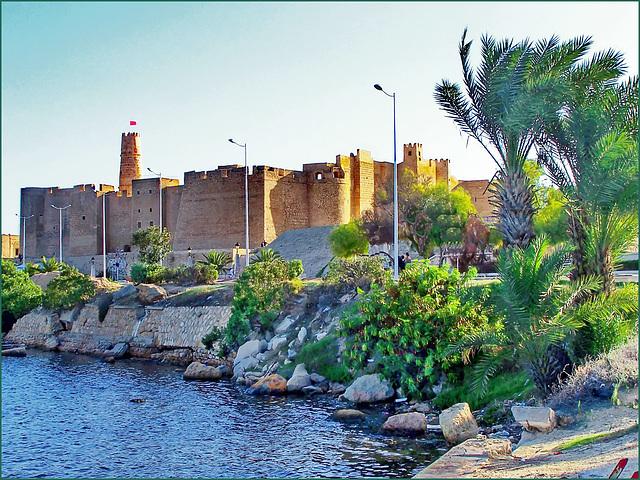 Monastir : la grande fortezza a difesa della città