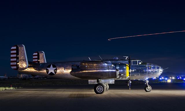 North American B-25J N1042B
