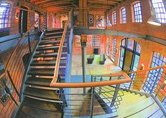 HFF: In der Maschinenhalle der alten Pianofort Fabrik