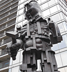Vulcan by Paolozzi