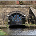 Pip only - Stanedge tunnel from the Diggle side.