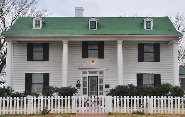 Sam Rayburn's Home