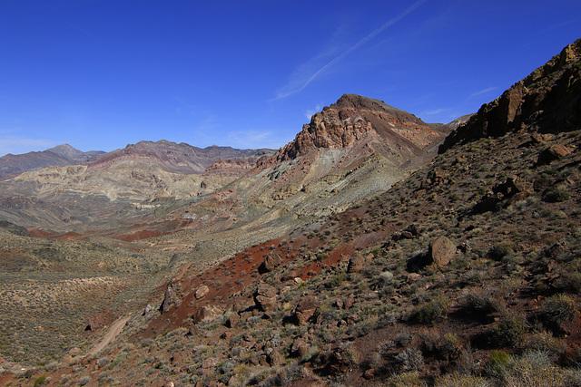 Titus Canyon View