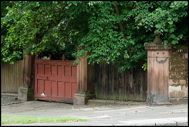 Smiley gate