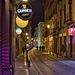 Granada night scene