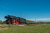 41 - Sonderzug des Sächsischen Eisenbahnmuseums Chemnitz auf dem Weg nach Stollberg