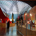 AbuDhabi : l'interno del grande museo Ferrari a completamento del sottostante circuito di F1 - dal 2000 al 2007 per i piloti - dal 1999 al 2008 per il costruttore Ferrari