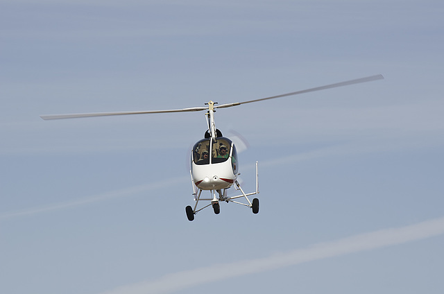 Sportcopter II N546SC