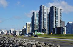 Reykjavik- eine Großstadt mit Herz
