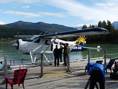 Turbo Beaver at Green Lake, Whistler