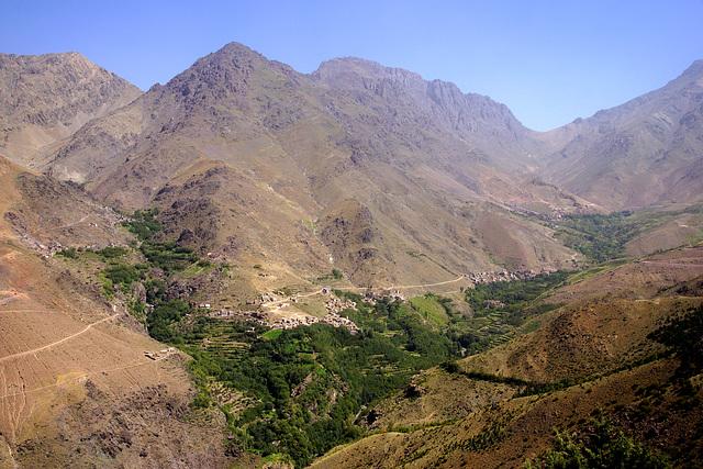 Rhirhaia valley/ High Atlas