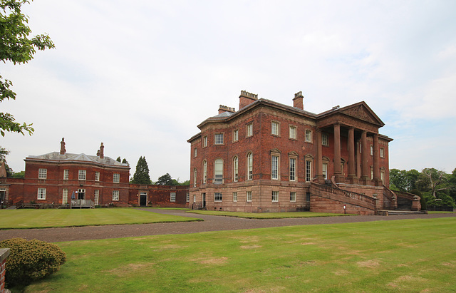 Tabley Hall, Cheshire