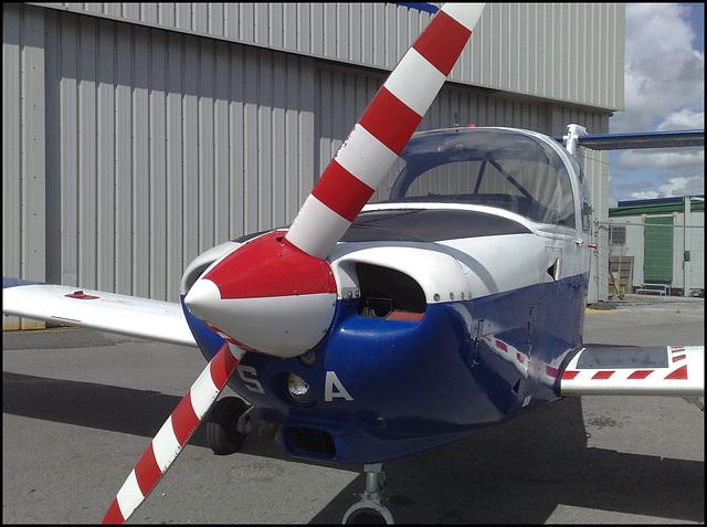 Piper Tomahawk, G-LFSA