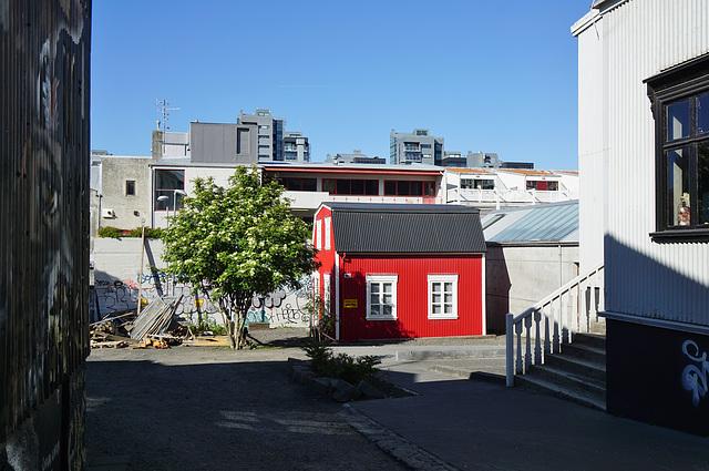 Reykjavik: Eigentlich eine Kleinstadt - Actually a small town