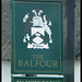 The Balfour pub sign