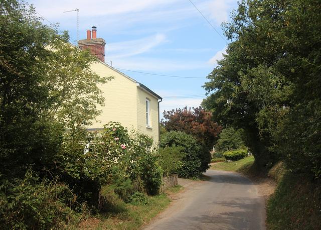 Bruisyard Road, Peasenhall (4)