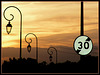 Sunset Lamps 1-