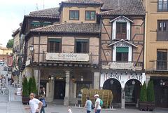 Casa Cándido en Segovia