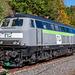 218 468-7 der RIS (Regio Infra Service Sachsen GmbH)