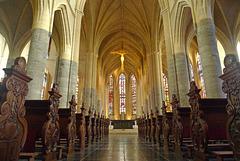 Nederland - Roermond, Sint Christoffelkathedraal