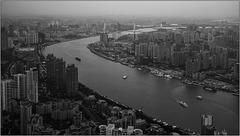 Shanghai vertigo.