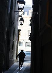 The Thief ~ Paris ~ MjYj