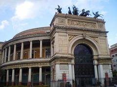Theatre Politeama Garibaldi (1874).