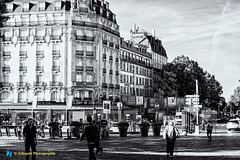 Parvis de Gare de l'Est