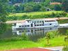 Sommertag an der Elbe im Juli 2o15