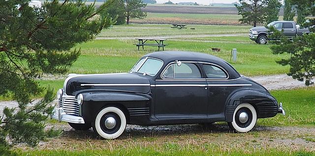 1940's Pontiac