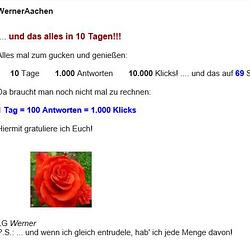 Werner Aachen 1000