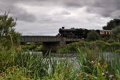 Crossing the River Nene