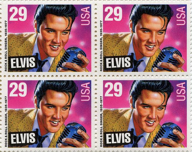 Elvis!  Elvis!  Elvis!  Elvis!