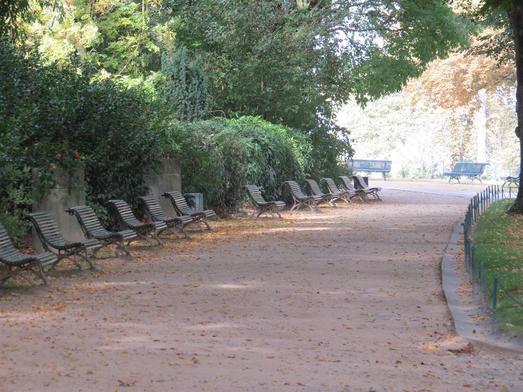 Jardin de la Perrine, 4.