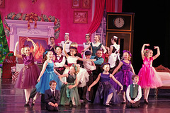 Nutcracker:  End of a Scene
