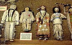 Dolls of the Plains Indians