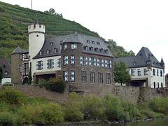 Die Oberburg Kobern-Gondorf