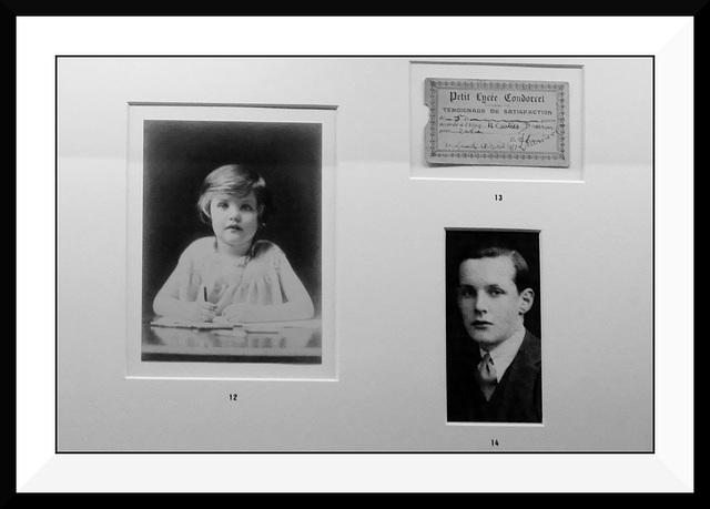 Exposition HCB (3) - Le jeune Henri
