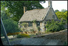 old stone house at Over Norton