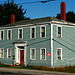 Court Street & Broadway, Machias Maine