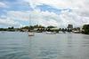 Guatemala, Marina and Yacht Club on the Rio Dulce