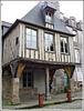 A Dinan: Maison du XV ième siècle où vécut Auguste Pavie