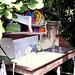 Oasi di Zello..il lavaggio delle stoviglie