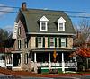 Main & Mechanic Streets, Sharpsburg Maryland