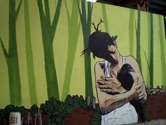 Vitacress mural.