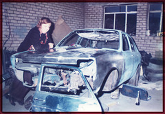 Kadett C During repair period